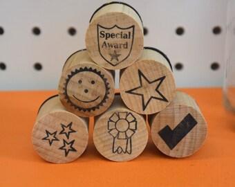 Pick and Mix teacher stamp set - choose one design