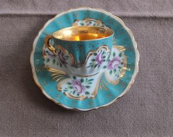 VINTAGE //// Porcelain Tea Cup