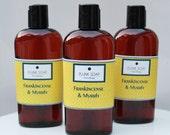 Frankincense and Myrrh Massage Oil
