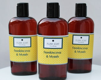 Frankincense and Myrrh All Natural Lotion