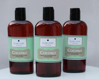 Caribbean Coconut Beard Oil