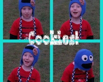 Cookie Monster Birthday Outfit, Cookie Monster Cake Smash Outfit, Boys Cookie Monster Birthday Outfit, Cookie Monster 1st Birthday Outfit