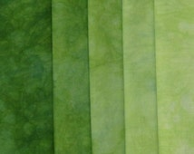 Hand Dyed Fabric Shades - Lodgepole
