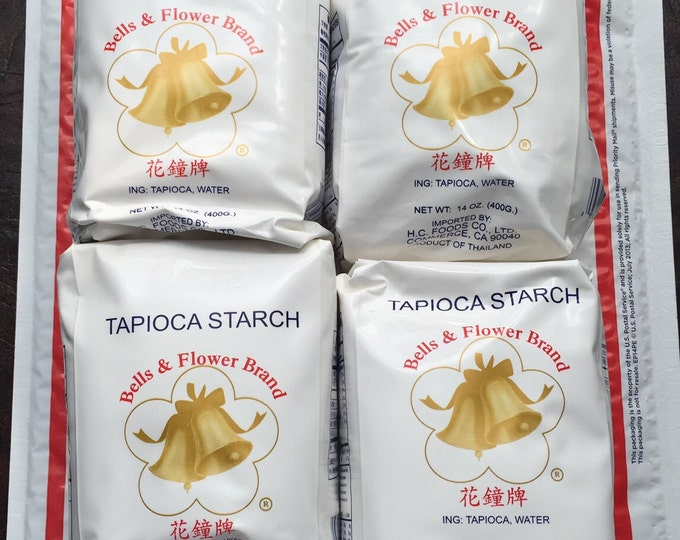 3.5 LBS Tapioca Starch