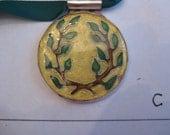 Laurel Medallion - custom order