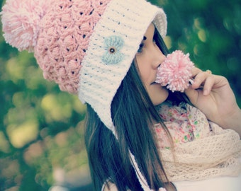 Adeline Hat Crochet Pattern
