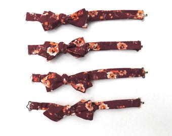 Bow Ties for Boys Babies to Preteens
