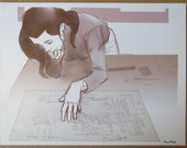 Asami Sato Upgrade Print