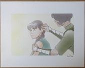 Young Kuvira & Suyin Print