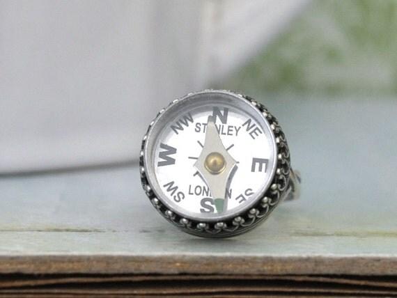 kompass ring