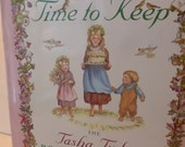 Vintage Tasha Tudor A Time to Keep the Book of Holidays 1977