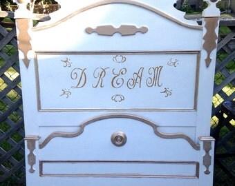Antique Princess Bed