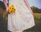 """Dress by Tracy McElfresh """"Indian Summer"""""""