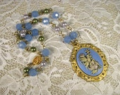 Blue Fairy Necklace as seen in Jewelry Affaire