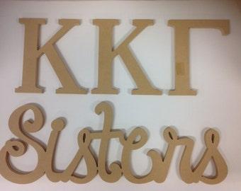Kappa sorority, Greek letters, kappa kappa gamma, big little, sorority letters , unfinished Greek letters