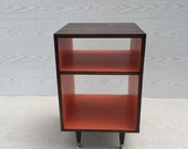 The Side Table... MCM Mid Century Modern Side Table  Furniture Midcentury Bed Side Table End Table