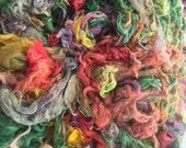 Suri Alpaca Locks - Dyed