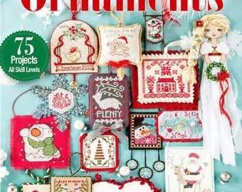 JUST CROSS STITCH Magazine: 2015 Special Annual Christmas Issue