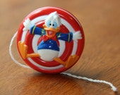 Donald Duck Yo-Yo Spectra Star Disney Yos Yoyo 1988