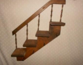 Display shelf Stair Step Design
