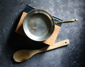 """Vintage Copral Copper Saute Pan - 6.5"""" Dia"""