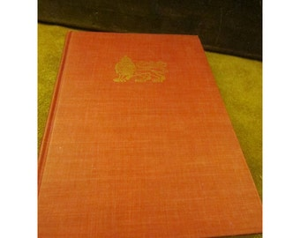 The Magnificent Century by Thomas B. Costain – The Pageant of England Series – Volume 2 – Vintage History Hardcover Book - First Edition