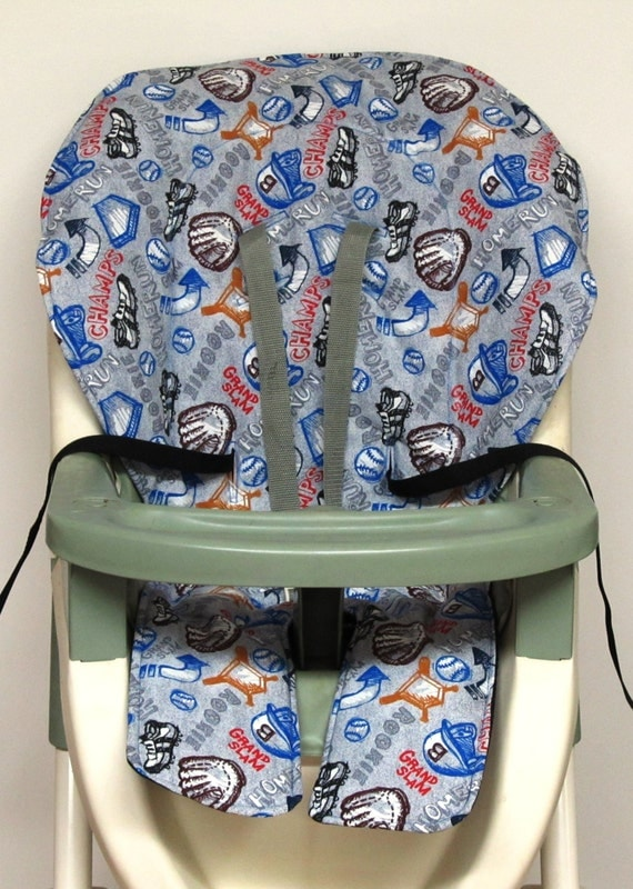 graco ship ready high chair replacement cover pad cushion. Black Bedroom Furniture Sets. Home Design Ideas