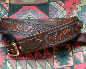 Custom Made to Order Gun Belt