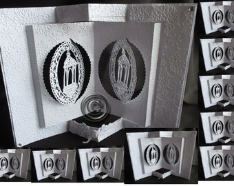 Lantern Swivel Accordion Card Cutting Files all file formats offered