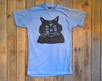 SALE Harry Beast Tshirt Blue XL Only