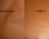 NEW cinnamon or willow brown leather hair cuff by odi boutique jewellery , you choose the size