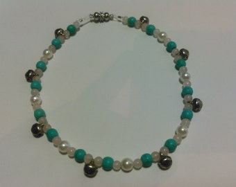 Turquoise and Bells