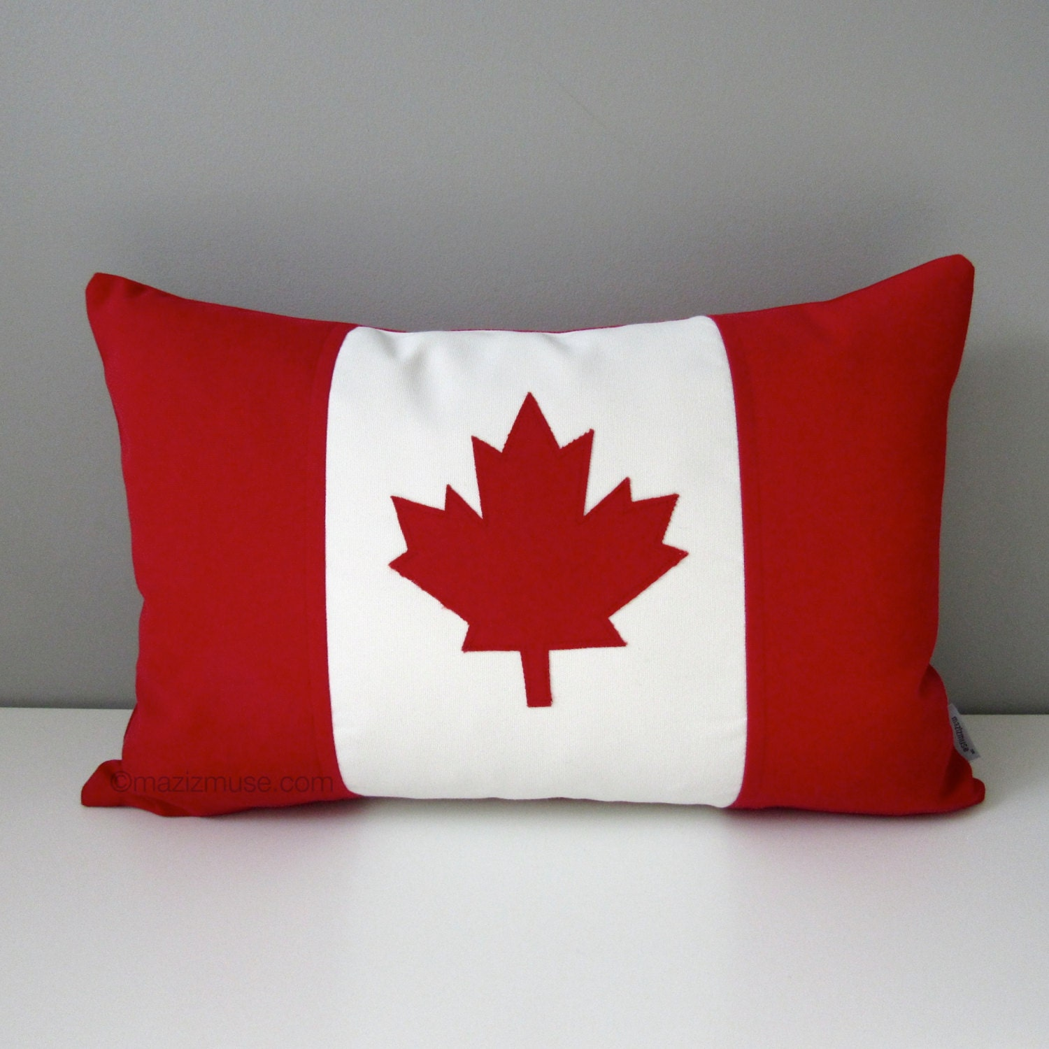canada flag pillow cover canadian flag outdoor pillow cover