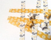 Lucky Stars Paper Strips - Daisies N Leaves