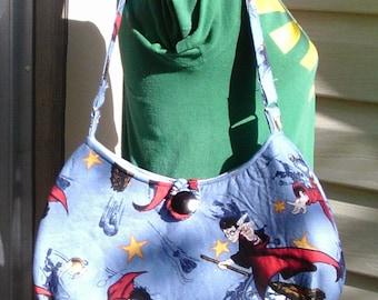 Harry Potter Medium Size Shoulder Bag--OOAK