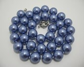 PEARLS. PERIWINKLE ESSENCE Shell pearl, Faux Pearl, Costume, Beads, Jewelry makeing, Not plastic, Pearlized, Craft supplies, Round beads.