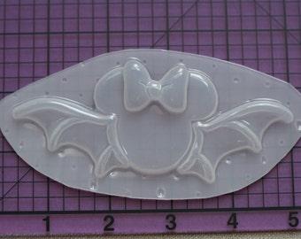 Mrs. Mouse bat plastic mold