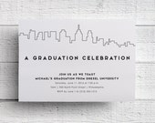 Print Your Own Philadelphia Party Invitation