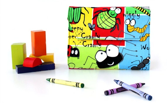 Bugs deluxe crayon wallet easter gift ready to ship crayon like this item negle Choice Image