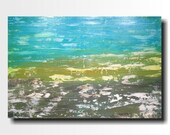 Original Large Abstract painting - 24 X 36 Inches-by Artist JMJartstudio-Oceanside -Wall art-wall decor - Oil painting-Textured paintings