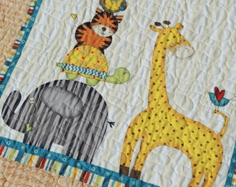 Baby Quilts, Bedding, Modern Quilts, Handmade Quilts, Crib Quilt