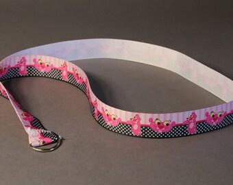 Pink Panther lanyard