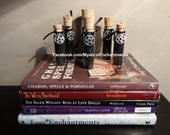 Witches Black Salt for Protection and Banishing 1 ounce
