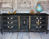 9-Drawer French Provincial Dresser