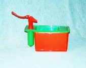 Vintage Dollhouse Working Pump Sink by Allied