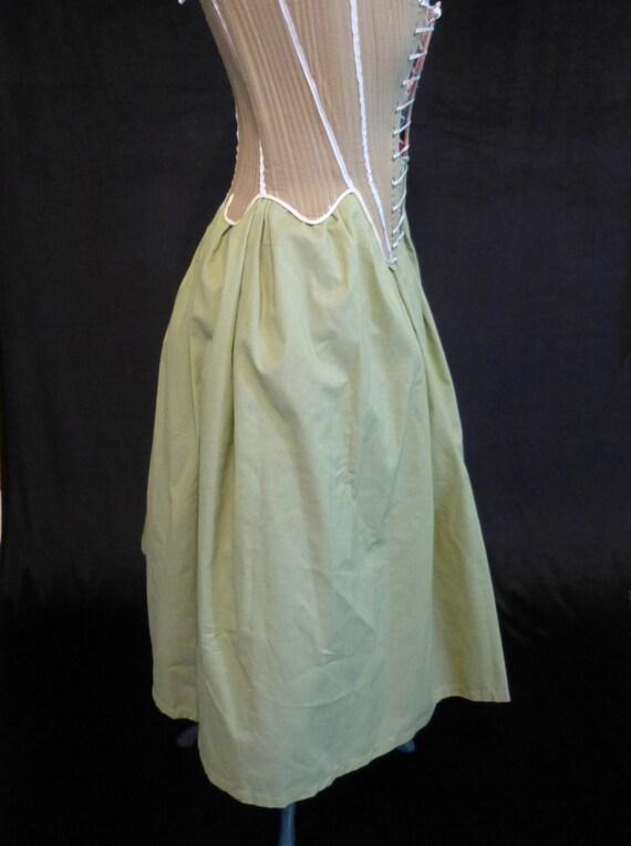 Renaissance Peasant Skirt 49