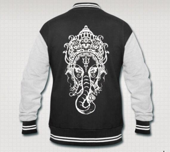 Ganesh Varsity Jacket