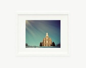 Azure Logan Temple Portrait 11 x 14