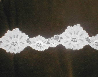Vintage French Lace Border Trim