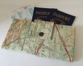 Dollbirdies Long Boarding Pass Passport Wallet, Passport Holder, Passport Case, Passport Jacket, Passport